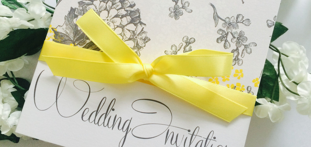 Zenna Wedding Invite