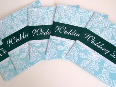 Blossom Wedding Invites