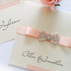 Elegance Wedding Invite
