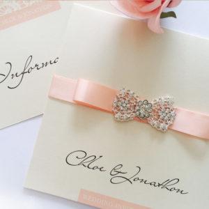 Elegance Wedding Invite