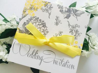 Zenna Wedding Invites