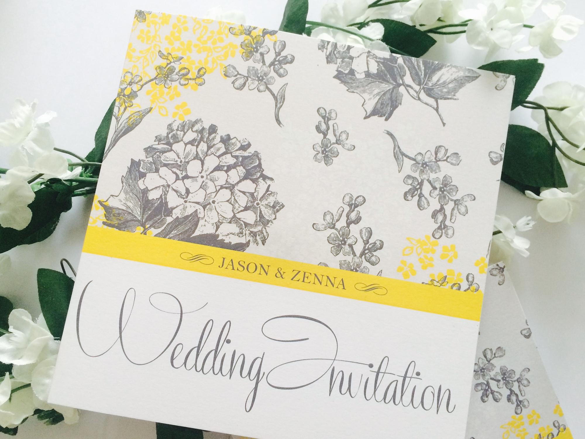 Wedding Invitations Shops: Vanilla Inspirations