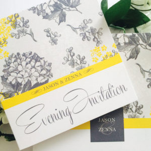 Zenna Wedding Invites