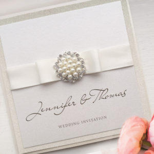 Jennifer Wedding Invites